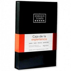 Schachtel mit 100% iberischem Aromen- Das leckere Aroma