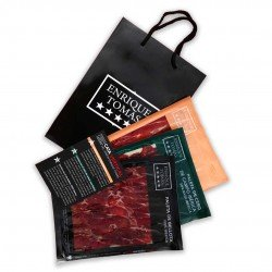 Pack - copy of The Book of the Jamón Experience- 3 qualities