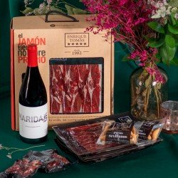 100% Iberian Ham Shoulder - Pata Negra - SAVING PACK - Bellota 100% Iberian Ham Shoulder
