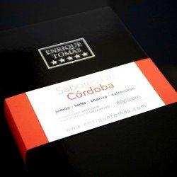 Schachtel mit 100% iberischem Aromen- Das leckere Aroma| Enrique Tomás ®