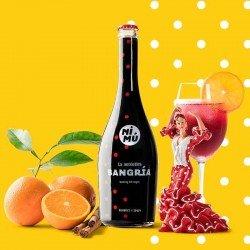 Klassische Nimu Sangria - 750ml Flasche │ Enrique Tomás ®