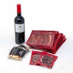 Einsparungs Packung - Iberischer 50% Eichelschinken | Enrique Tomás