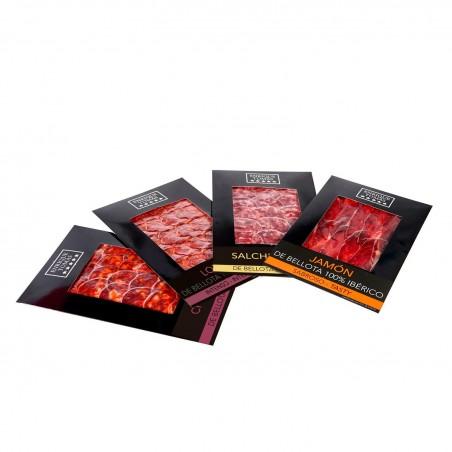 Empfohlene Schachtel mit Iberischen Produkten Premium | Enrique Tomás ®