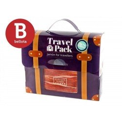 buy Travel Pack - Bellota 50% Iberian Ham Shoulder -Selection