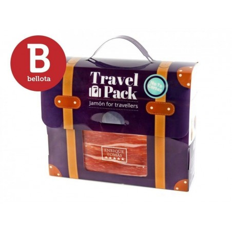 Travel Pack - Bellota 50% Iberian Ham Shoulder