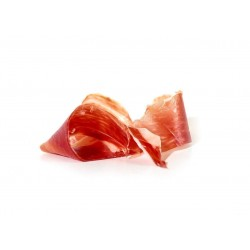 JAMON -HAM IBERICO BELLOTA. Carved and vacuum-packed bag