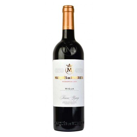 Red Wine Marqués De Murrieta Reserva - DO Rioja | Enrique Tomás ®
