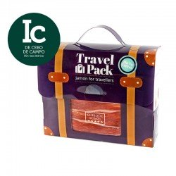 Travel Pack - Cebo De Campo 50% Iberian Ham Shoulder