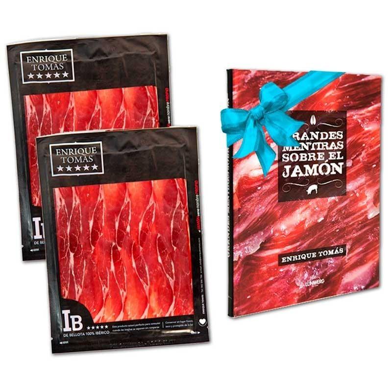Pack Pack Ham Shoulder Bellota 100% Ibérica + Book 35,60 €