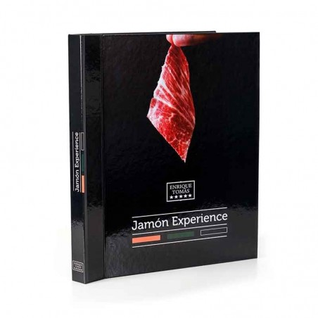 The Book of the Jamón Experience- 3 qualities