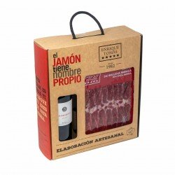 Saving Pack - Bellota 50% Ibérico Ham