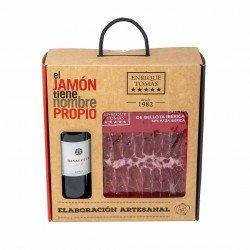 Saving Pack - Bellota 50% Ibérico Ham |Enrique Tomás