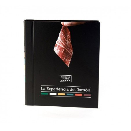The Book of The Jamón Experience │ Enrique Tomás ®
