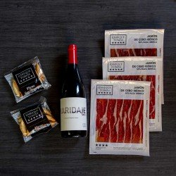 Christmas hamper -Pairing- Red wine |Enrique Tomás S.L.