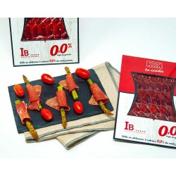 Bellota 50% Ibérico Ham Zero Cero - Pack │ Enrique Tomás ®