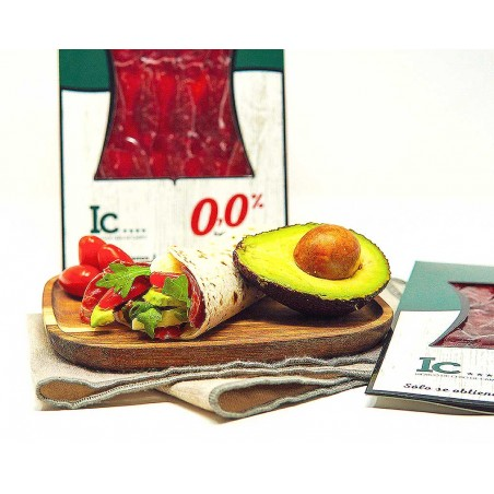 Cebo de Campo Iberian Jamón-Ham Zero Cero - Pack 80gr │ Enrique Tomás ®