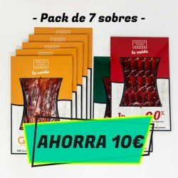 Pack Zero Cero Week - 7 sachets