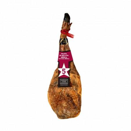 Bellota 50% Iberian Ham Shoulder - Selection | Enrique Tomás ®