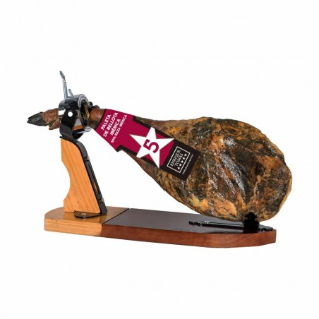 Bellota 50% Iberian Ham Shoulder - Smooth flavour| Enrique Tomás ®
