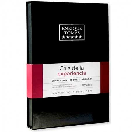 buy Box with 100% iberian flavours - Intense flavour