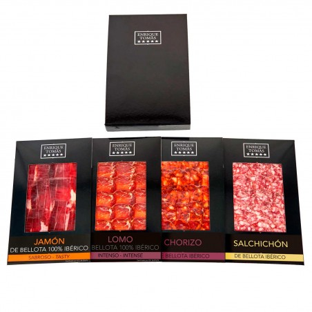 Recommended box of IBERIAN PRODUCTS Premium | Enrique Tomás ®