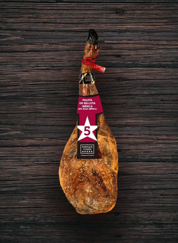 Ibérico Bellota Ham Shoulder