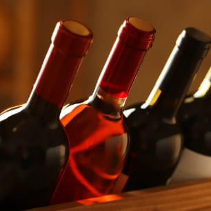 Wines and cavas