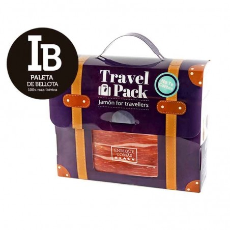 Travel Pack - Paleta de Bellota 100% ibérica │ Enrique Tomás ®