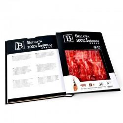 Libro de La Experiencia del Jamón- Internacional │Enrique Tomás ®