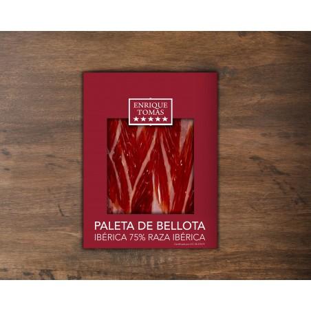comprar Paleta de Bellota 75% Ibérica - Sobre 80g