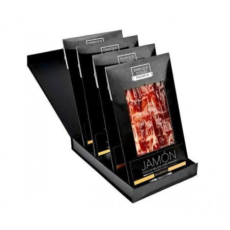 Caja de Sabores Bellota 100% Ibérico -Sabor suave  | Enrique Tomás ®