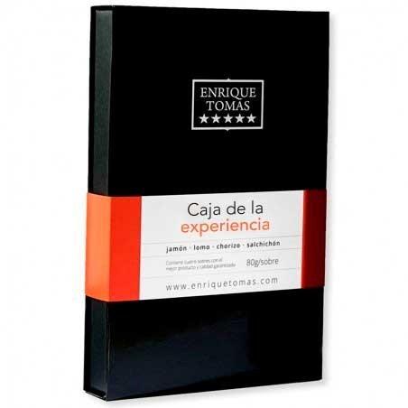 comprar Caja de Sabores de Bellota 100% Ibérico - Sabor sabroso
