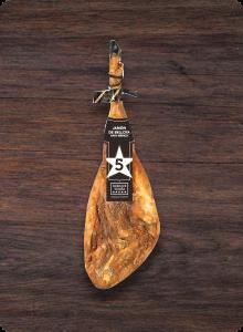 Jamón ibérico 100% de Bellota - Pata Negra