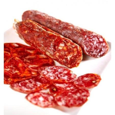 Mélange Chorizo et Saucisson Ibériques Vela