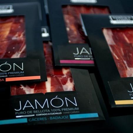 Boîte Dégustation de Jambon 100% Ibérique au Gland │ Enrique Tomás ®