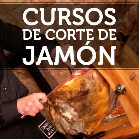 Curso de CORTE DE JAMÓN | Enrique Tomás