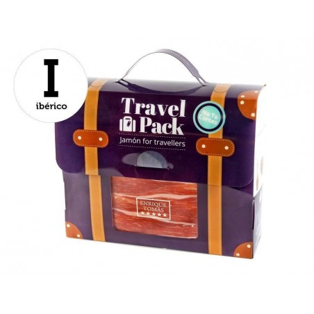 Travel Pack - Ibérico Ham Shoulder │ Enrique Tomás ®