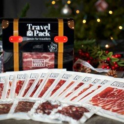 Travel Pack - Cebo 50% Iberian Ham Shoulder