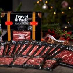 Travel Pack - Bellota 100% Iberian Ham Shoulder -Selection