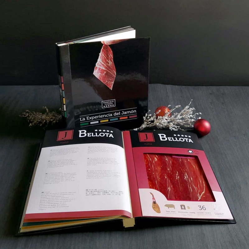 The Book of The Jamón Experience