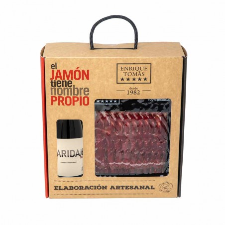 Saving Pack - Pata Negra Ham Shoulder │ Enrique Tomás ®