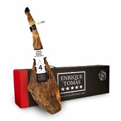 Cebo 50% Iberian Ham – Smooth flavour | Enrique Tomás ®