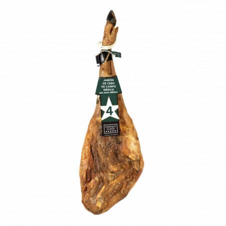 Iberian de cebo de Campo Ham - Selection | Enrique Tomás ®