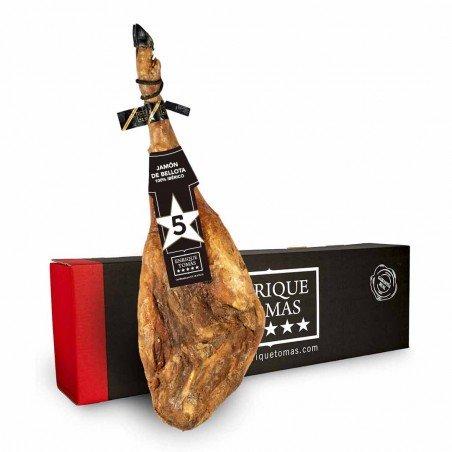 Bellota 100% Iberico Ham - Smooth flavour │ Enrique Tomás ®