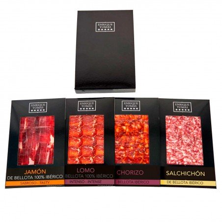 Recommended box of IBERIAN PRODUCTS Premium   Enrique Tomás ®