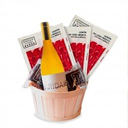 Christmas hamper -white wine | Enrique Tomás S.L. ©