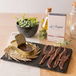 Anchovies in Olive Oil (3,0 oz) Inicio USA