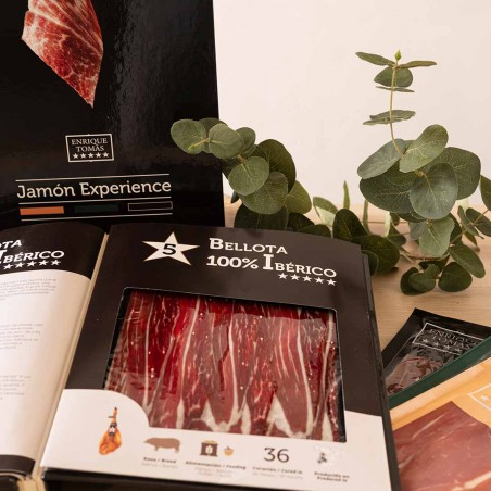 The Book of the Jamón-Ham Experience |Enrique Tomás Quality ®