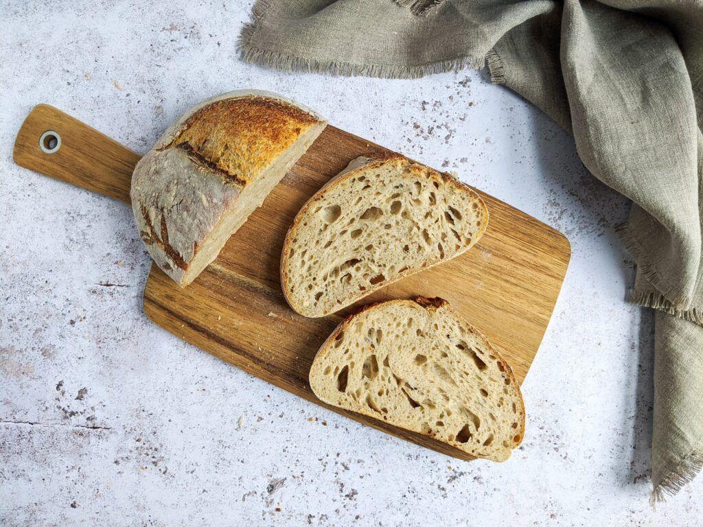 Pan de trigo - Acompañante del jamón