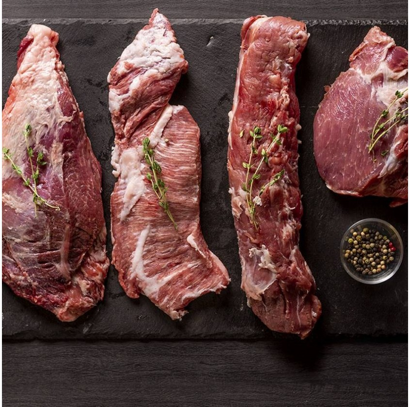Shop - Iberian Pork Meats